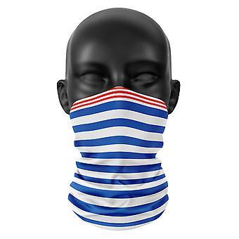 Queens Park Rangers QPR FC Farben Snood Gesicht Maske Schal Fußball Club Buff Kopfbedeckung Tube