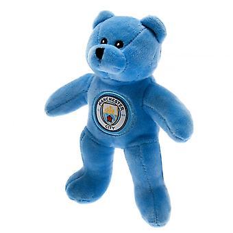 Manchester City FC Mini Bear Plush Toy