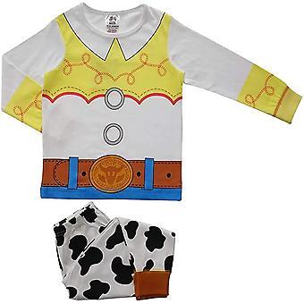 Toy Story Girls Novelty Jessie Pyjama Set