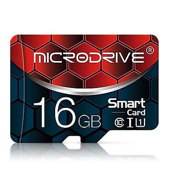 Luokka10 Micro Sd Tf -kortti Sdhc/sdxc Tf 64gb 128Gb 32Gb 16Gb Micro Sd -kortit täynnä