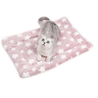 Pet Supplies New Pet Mat Warm Winter Thickened Cat Litter Pet Litter Mat