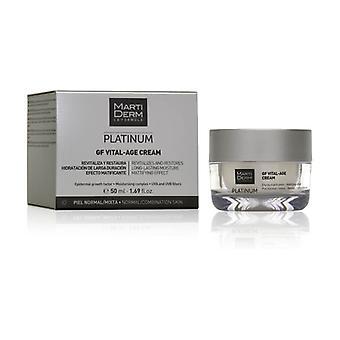 Platinum Gf Vital Age Normal / Combination Skin 50 ml