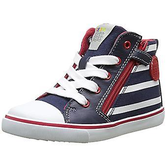 Geox Unisex-Child Baby KIWIBOY 85 Sneaker