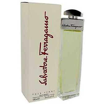 Salvatore Ferragamo by Salvatore Ferragamo Eau de Parfum Spray 3,4 oz (kvinder) V728-401280