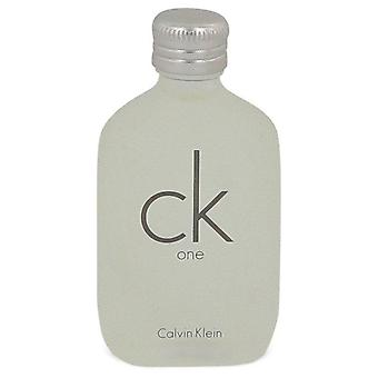 Ck One Eau De Toilette Spray (Unisex) By Calvin Klein 0.5 oz Eau De Toilette Spray