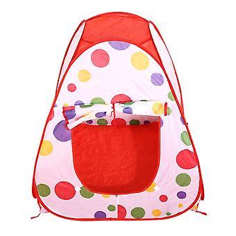 Vauva pelata teltta, sisä- ja ulkona helppo taittuva Ocean Ball Pool Pit peli