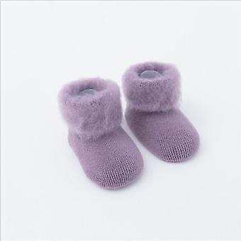 Baby Socks Rubber Anti-slip Floor Cartoon Kids Toddlers Autumn Winter Fashion