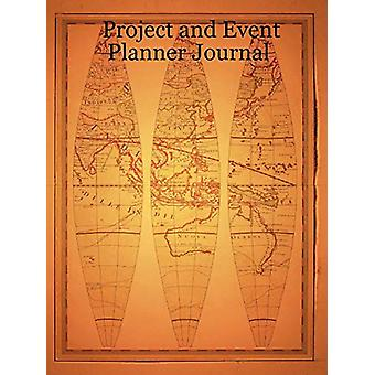 Project and Event Planner Journal by Angela Williams - 9780615158334