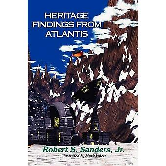 Heritage Findings from Atlantis by Robert S. Sanders - 9781928798019