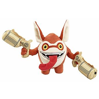 Skylanders giants trigger happy plush