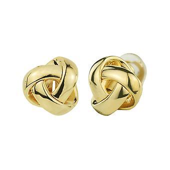 Traveller Clip earring Gold plated - 157339