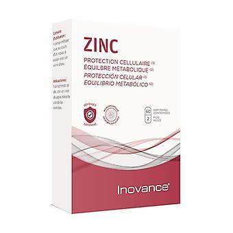 Zinc 60 tablets