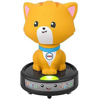 FengChun GMX70 - Krabbel mir nach - Saugroboter-Katze, Spielzeug mit Musikeffekten fr Babys ab 9