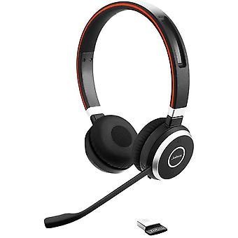 FengChun Evolve 65 Wireless Stereo On-Ear Headset - Unified Communications zertifizierte Kopfhörer