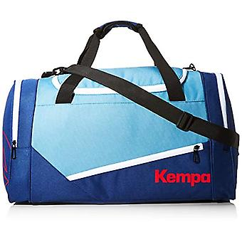 Kempa Ebbe & Flut Sporttasche - Unisex Adult Crossbody Bags, Multicolored (Dove Blau/Ocean Blau), 27x56x32 cm (B x H T)