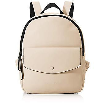 TOM TAILOR Denim Maia - Women's backpack bags, Beige (Nude), 24x31x11 cm (W x H L)