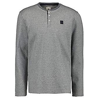 Garcia B11215 T-Shirt, Melange Grey, L Man