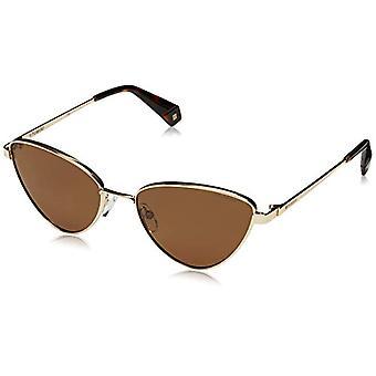 Polaroid Eyewear PLD 6071/S/X, Naisten aurinkolasit, Kulta, 56