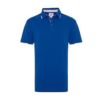 R2 Polo Shirt Blue