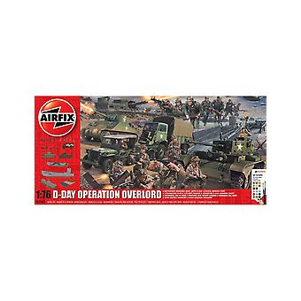 D-Day Operation Overlord Ställ Ship Kit