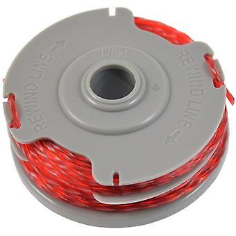 Coupe-bordures bobine de PERCo & ligne Double système d'avancement automatique Compatible avec Flymo FLY021