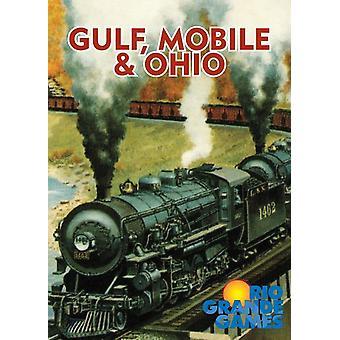 Gulf, Mobile & Ohio Board Game