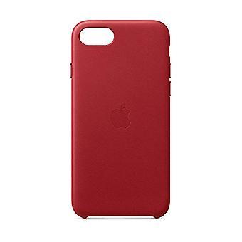 Funda de piel Apple (para iPhone SE) - (PRODUCTO) ROJO