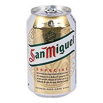 Øl San Miguel (33 cl)