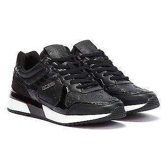 GUESS Maybel Damen Black Sneaker