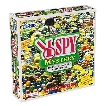 I Spy Mystery Jigsaw Puzzle (100 Pieces)