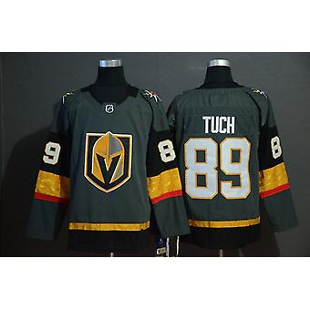 Men's Hockey Jerseys Golden Knights #61 Stone #89 Tuch #75 Jersey Movie Ice Hockey Jersey 90s Hip Hop Clothing For Party Stitched Letters S-3xl