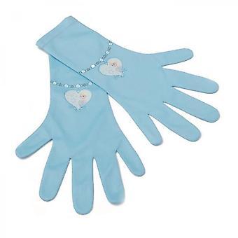 Disney Gloves Elsa - Blue