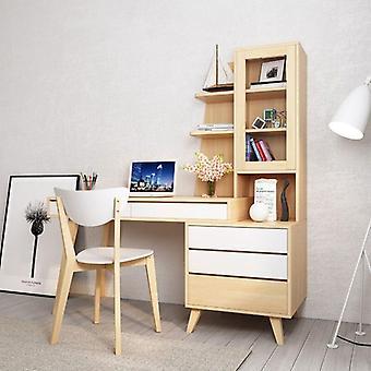 שולחן לימוד פשוט שולחן מחשב מודרני עם חדר שינה