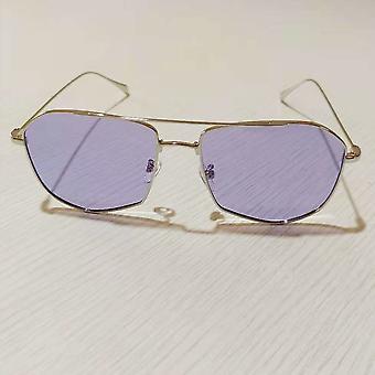 女性UV 400保護60MMのためのアビエイターサングラス