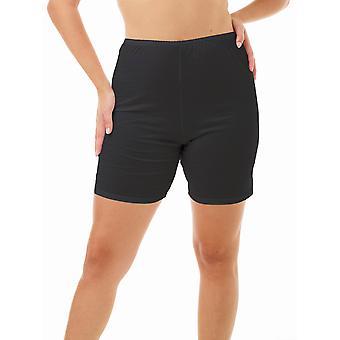 Underworks coton tronc jambe pantalon 8 pouce entrejambe