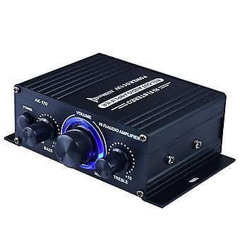 Mini Hifi Digital Power Audio Vahvistin Stereo.