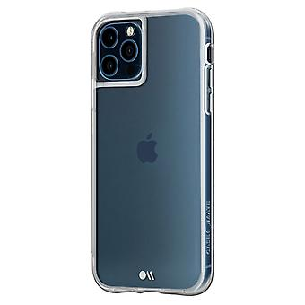 Fodral för iPhone 12 Pro Max Styv Anti-Drop 3m Case Mate Tough Clear Transparent