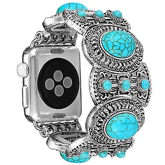 Retro Jewelry Strap For Turquoise Bracelet For IWatch Series Watch Bands