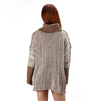 2017 Autumn Winter Women Pullover Female Keep Warm Turtleneck Sweater Shirt