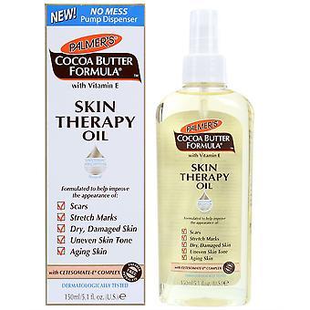 Palmer's masło kakaowe skóry leczenie oleju 150ml
