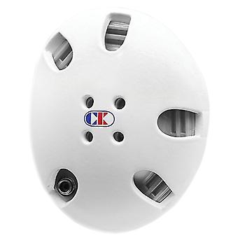 حرص كليف E58 التوقيع المصارعة القبعات-أبيض