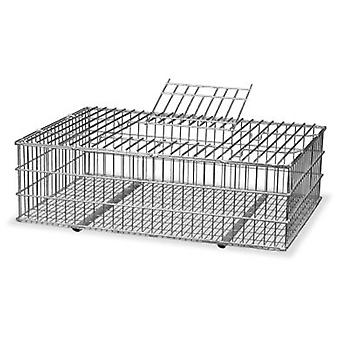 Gaun Transport cage Galvanised Rabbits (Small pets , Cages and Parks)