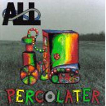 All - Percolater [Vinyl] USA import