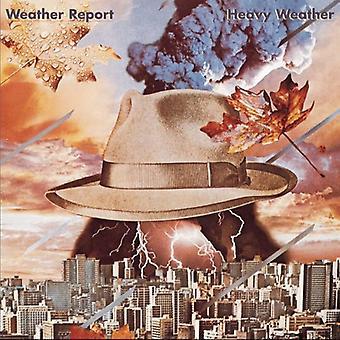 Værmeldingen - tunge Vær [DVD] USA import