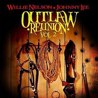 Nelson, Willie/Johnny Lee - Nelson, Willie/Johnny Lee: Vol. 2-Outlaw Reunion [CD] USA import