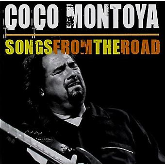 Coco Montoya - Songs From the Road [CD] USA import