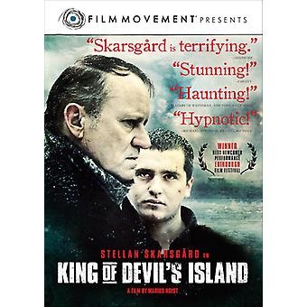 King of Devil's Island [DVD] USA import