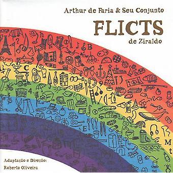 De Faria, Arthur e Seu Conjunto - Flicts De Ziraldo [CD] EUA importação
