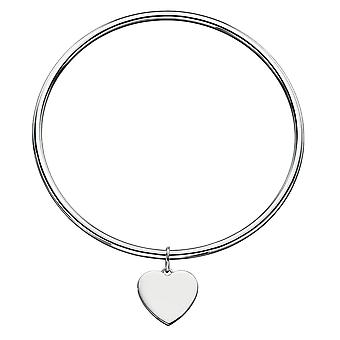 925 zilveren hart armband