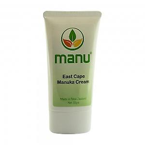 East Cape Manuka Cream - 50g Natural Cream With Pure Manuka Oil - Cream for Bacteria and Fungal Infections - Includes Lavender and Lemon Myrtle Oil
